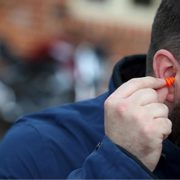 Ear plugs for motorbike riders
